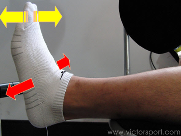 Dealing with simple  sports injuries 2: Sprain