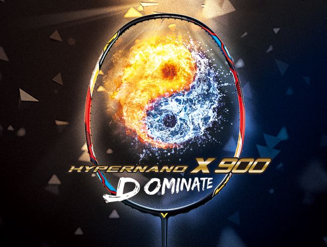HYPERNANO X 900:Dominate the Game with Perfect Offense-Defense