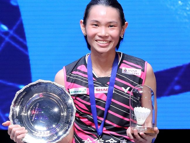 Tai captures back-to-back all England title