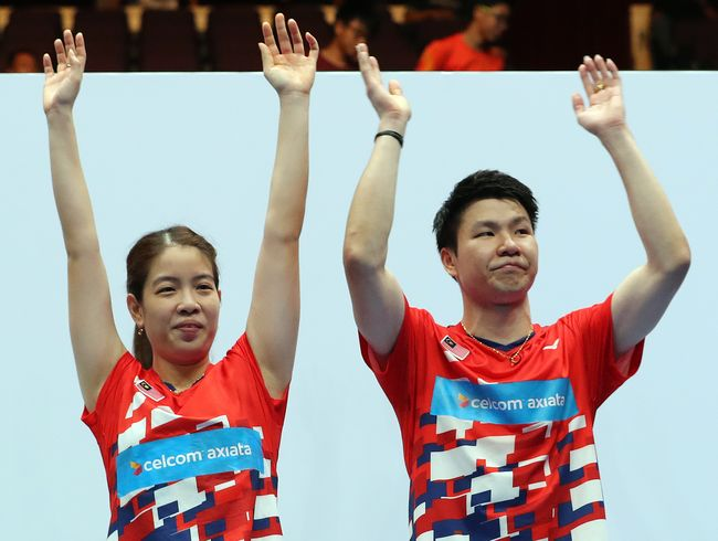 TOP WIN AND SECOND SUPER TITLE FOR GOH/LAI
