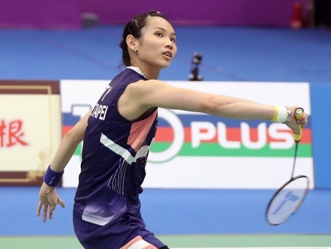 LEE AND TAI DOMINATED CHINESE TAIPEI OPEN