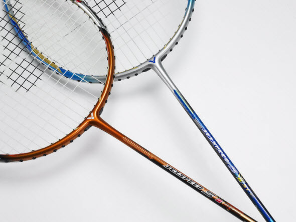 The first rackets in JETSPEED S - JS-8PS vs JS-8ST!