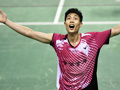 French Open Superseries: Chou Makes Dream Finish
