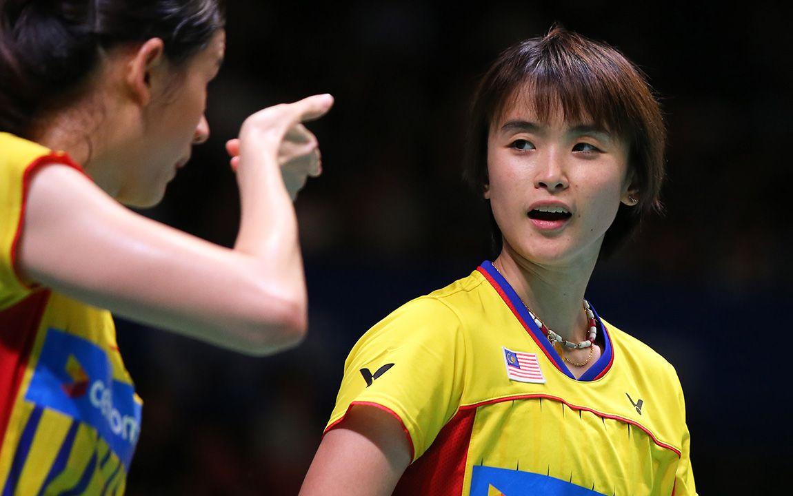 Hoo Vivian Kah Mun Malaysian National Team
