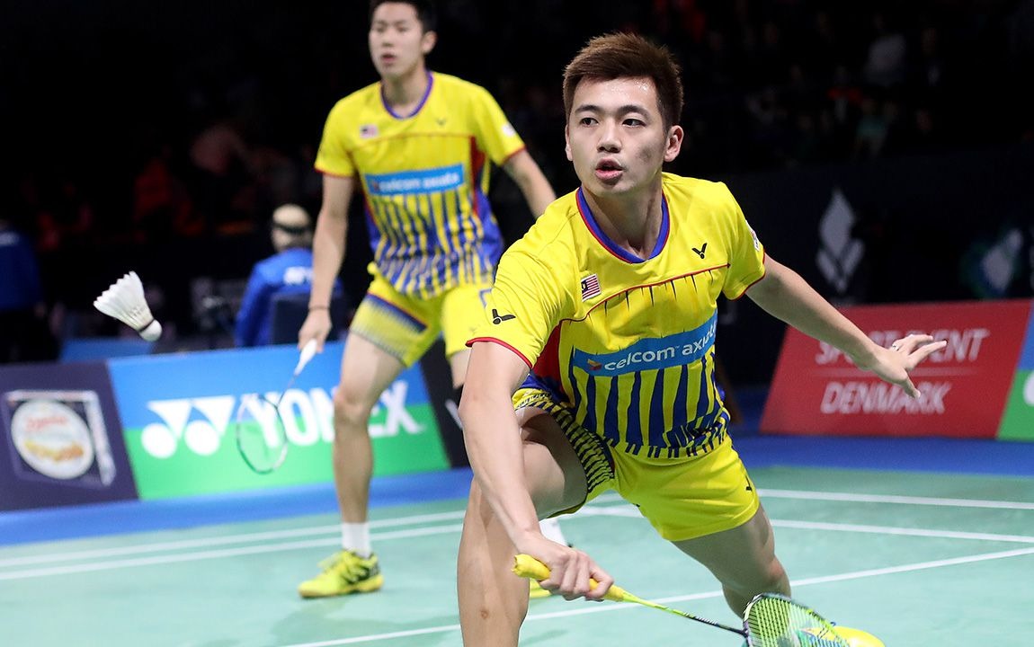Tan Wee Kiong Malaysian National Team TEAM VICTOR