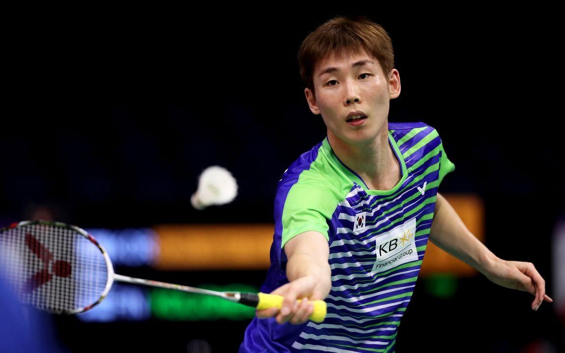 Son Wan Ho Korean National Team TEAM VICTOR