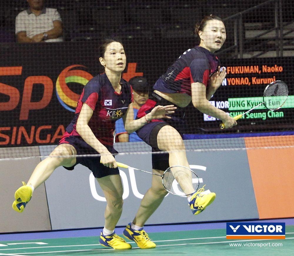 Storylines to Embark VICTOR Korea Superseries VICTOR Badminton