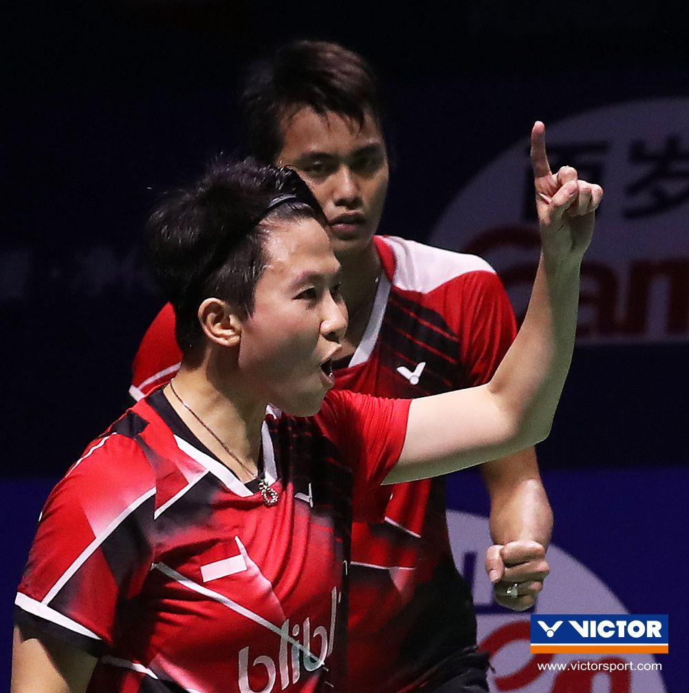 Natsir Ahmad crowned in China Kevin Markus won 3rd Superseries
