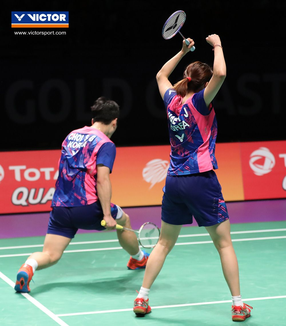 Korea winning Sudirman Cup 2017 VICTOR Badminton