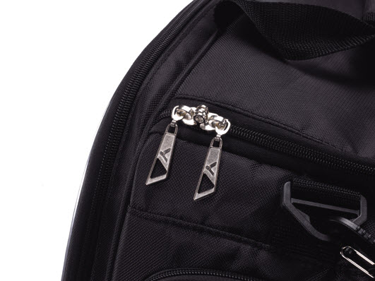 LOCKABLE ZIPPER