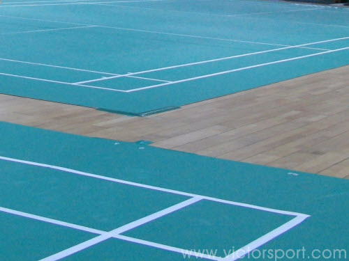 Comparison Of Various Types Of Court Victor Badminton Global