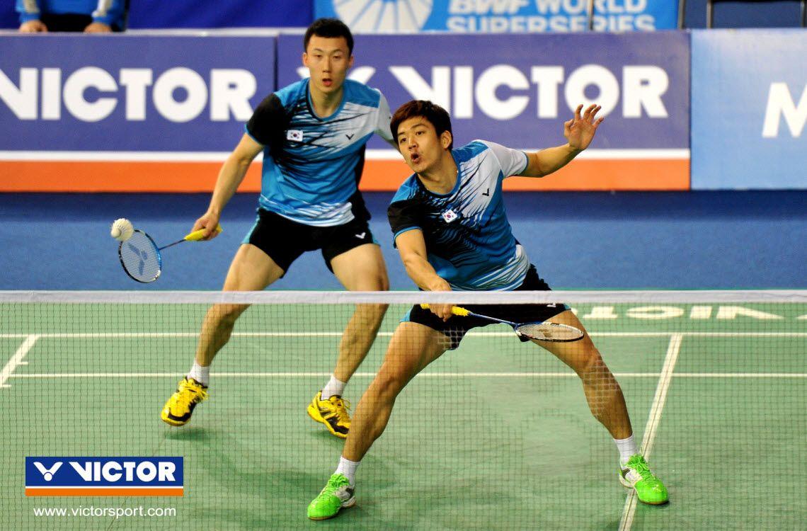 Yoo Yeon Seong/Lee Yong Dae