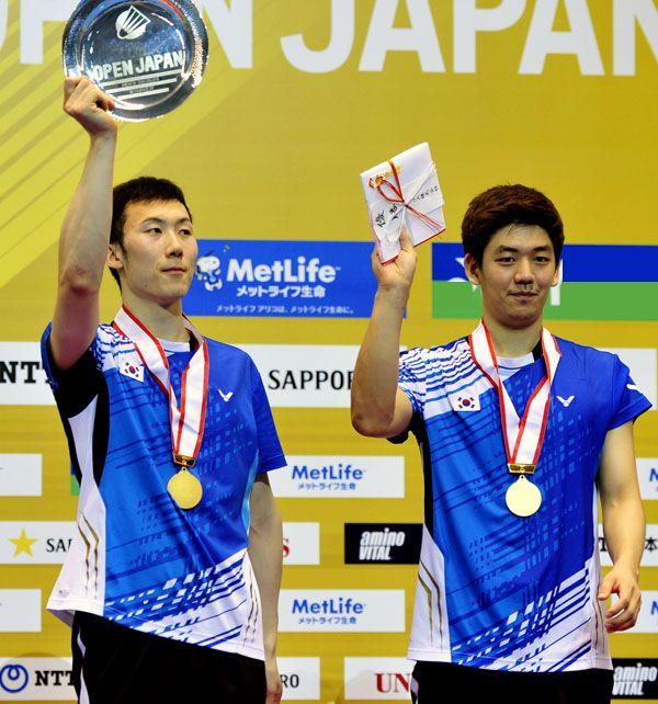 Lee Yong Dae, Yoo Yeon Seong