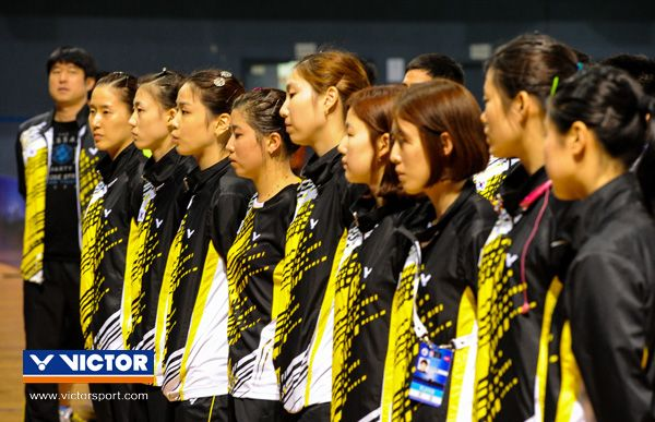 Korean Women's Team