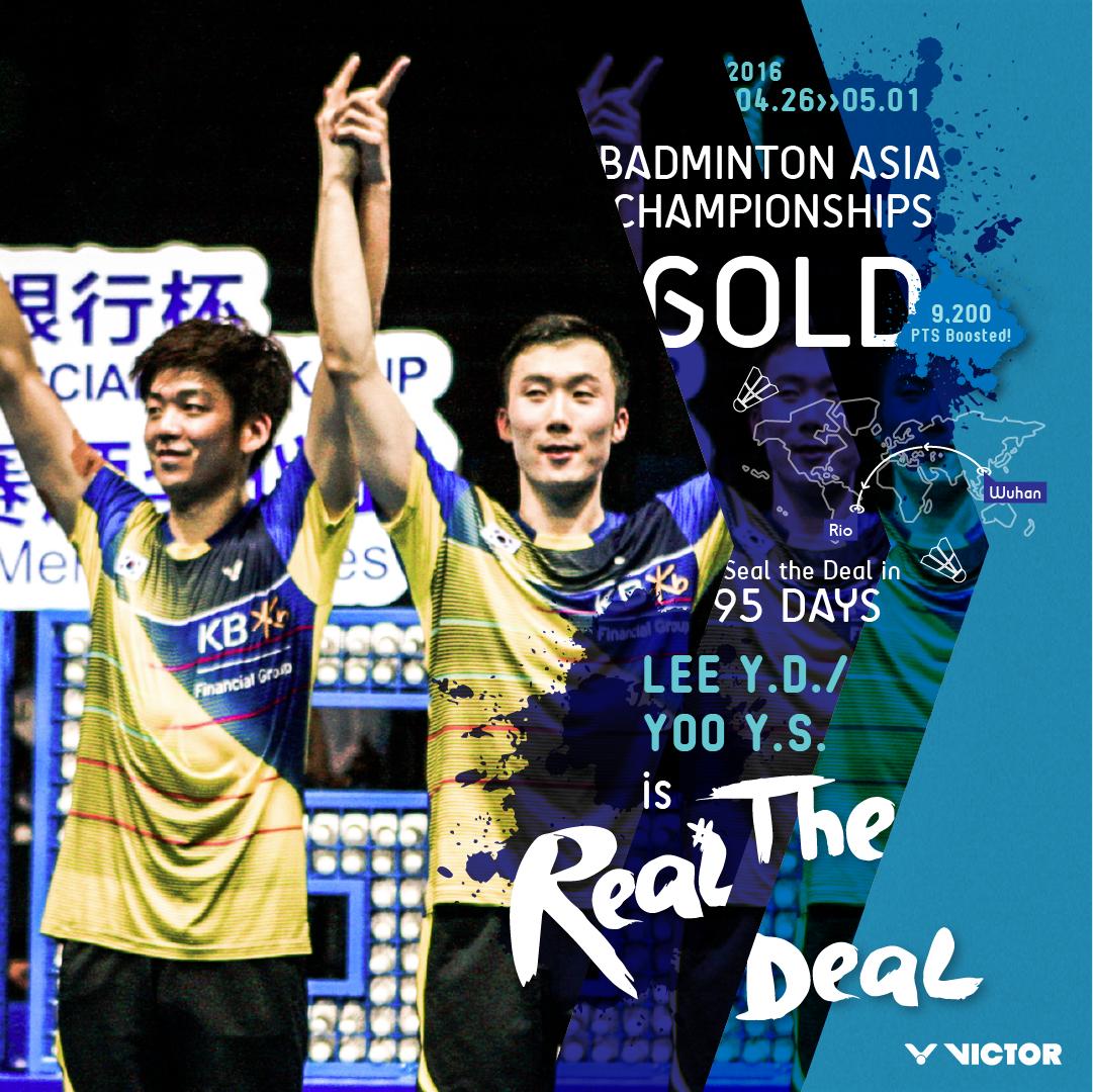 #TheRealDeal, VICTOR, Lee/Yoo