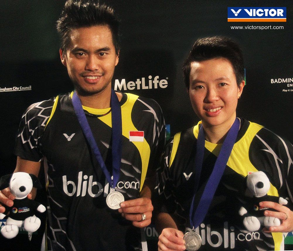 Ahmad Natsir e Step Short of 4th All England Open Crown VICTOR