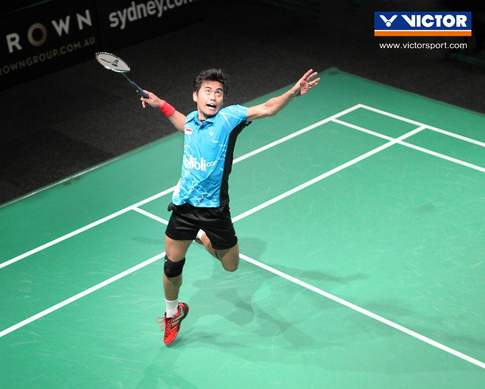 Indonesia Open Home Pressure or Home Advantage for Ahmad Natsir