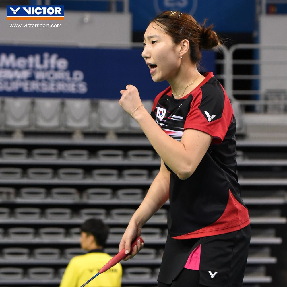 Denmark Open VICTOR s Lee Yoo Partnership Enters Milestone Week