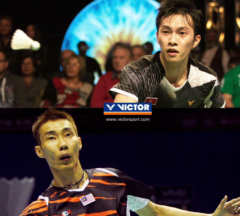 Ng Ka Long, Lee Chong Wei, Hong Kong Open