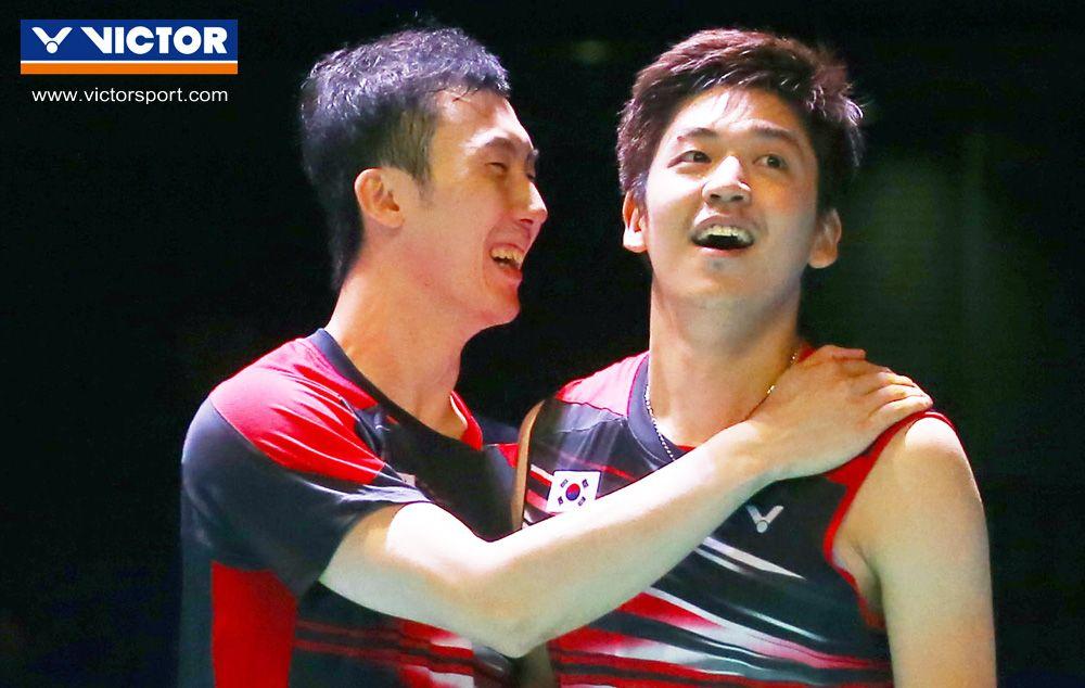 Lee Yong Dae, Yoo Yeon Seong, Hong Kong Open