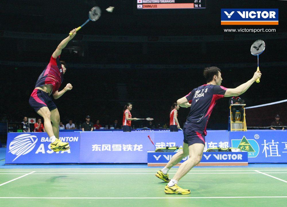 Lee Yong Dae, Yoo Yeon Seong, Badminton Asia
