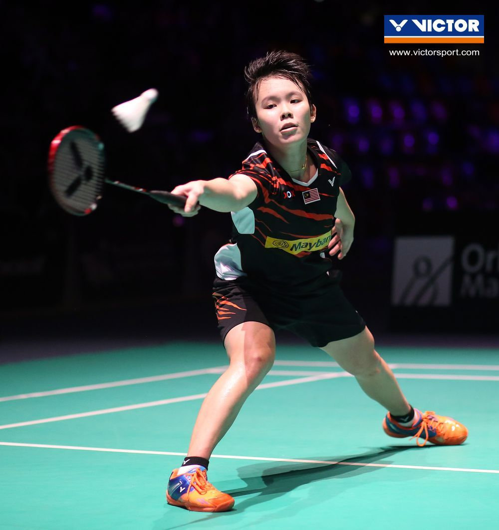 Spirited Goh Kevin Markus Set New Heights VICTOR Badminton