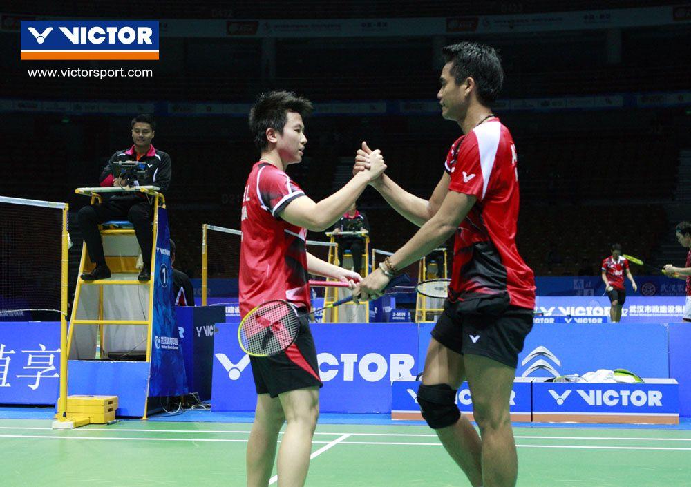 Ahmad, Natsir, 2016 Badminton Asia