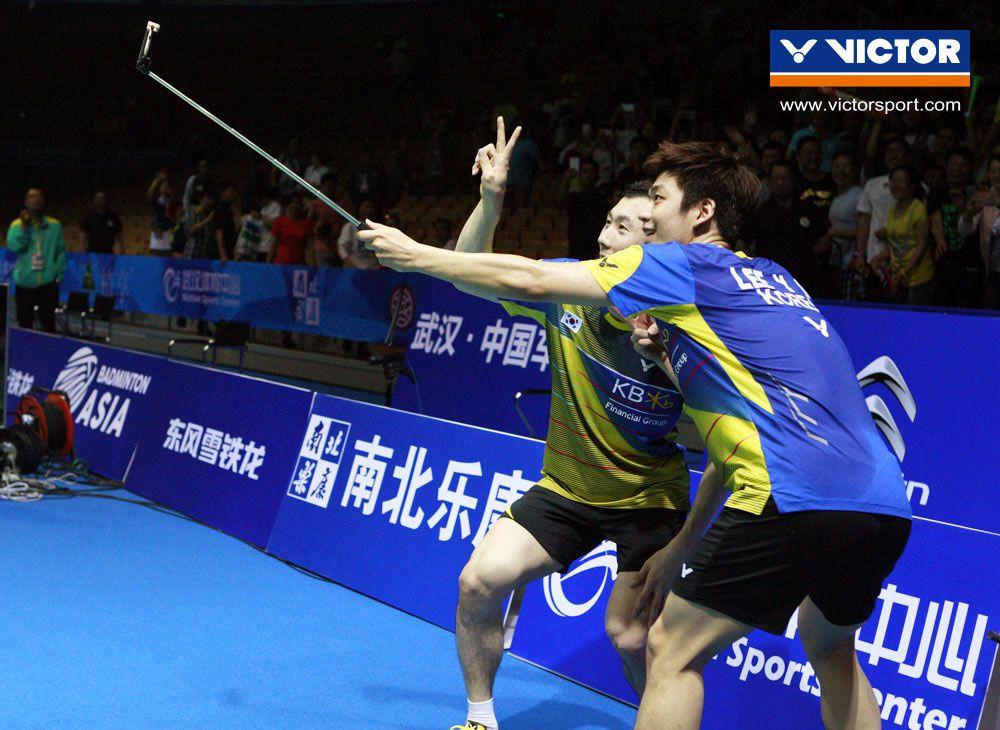 Lee Yong Dae, Badminton Asia