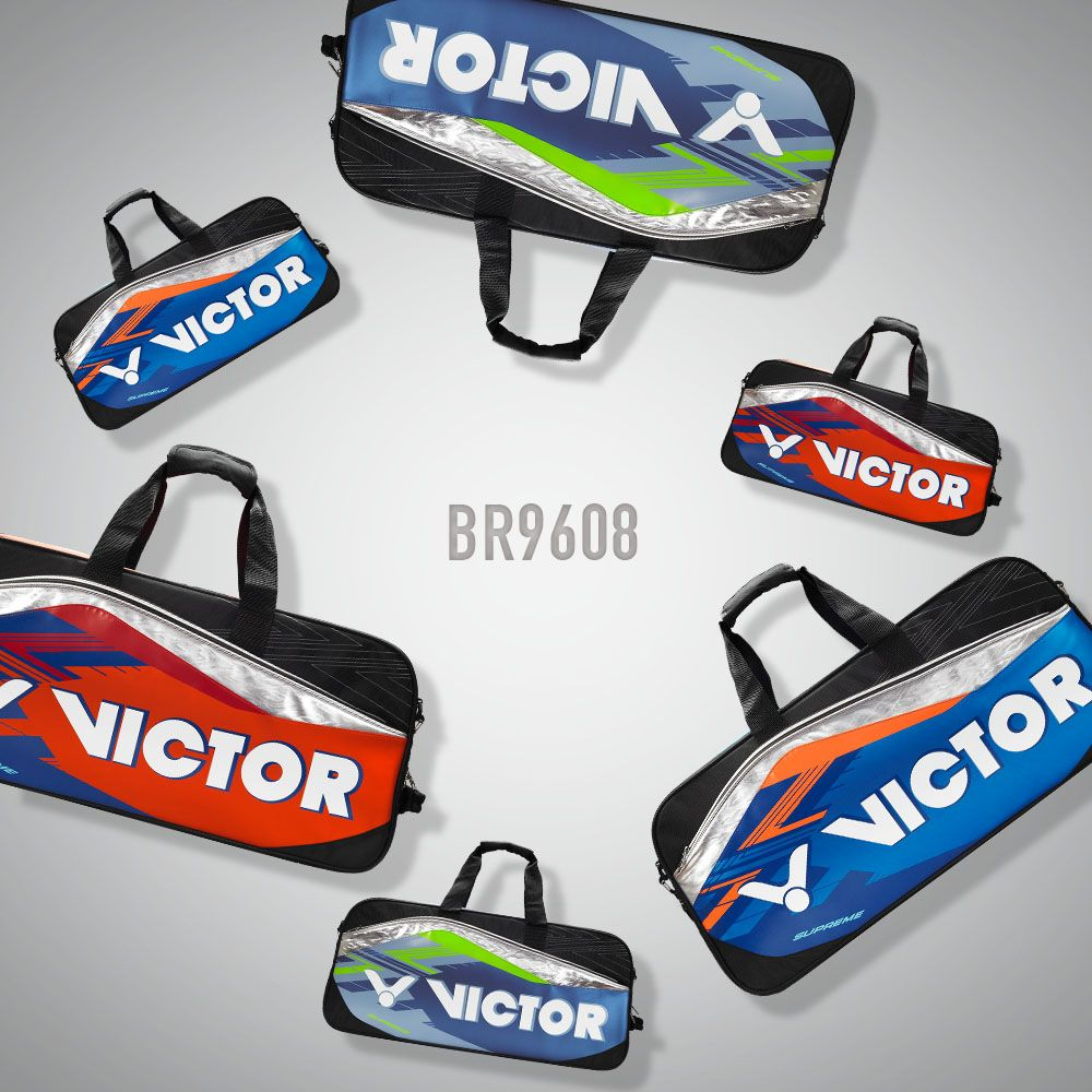 152c484e03 BR9608. VICTOR SUPREME bags have always been the go-to gear for VICTOR s  top players  winning rackets.