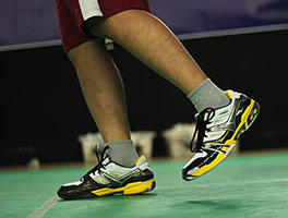 faults in badminton Chesca loriel decena faults the rules of badminton consider the following as faults: - if the shuttle lands outside the boundaries of the court, passes through or under the net, fail to pass.