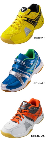Exclusively badminton shoes for