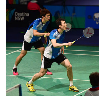 Change 10 Bad Habits to Substantially Improve Your ... Badminton Players Position