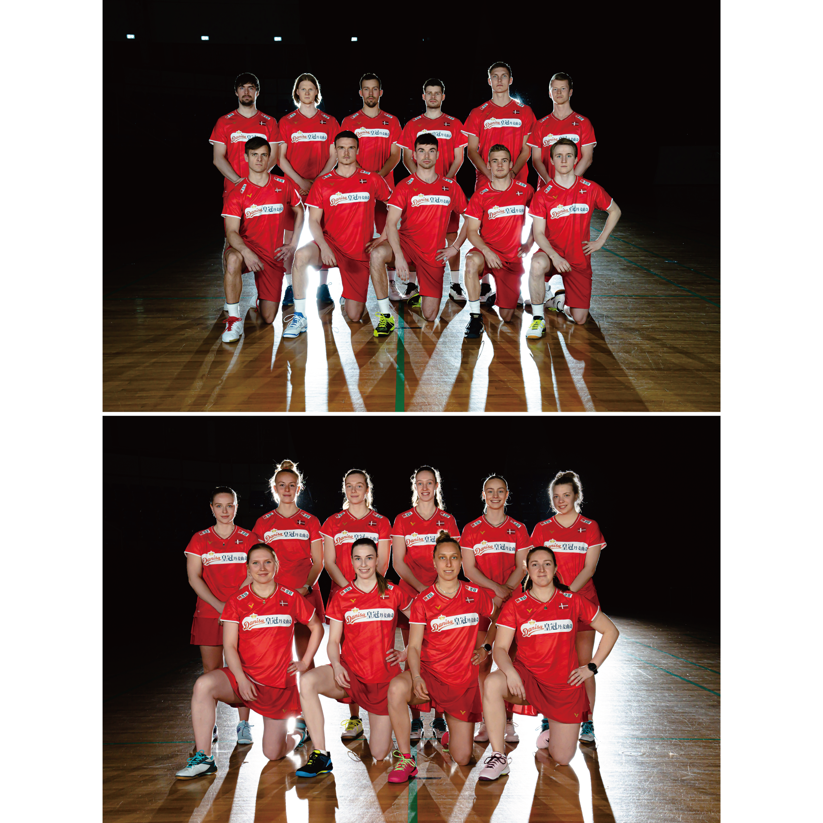 DANISH NATIONAL TEAM