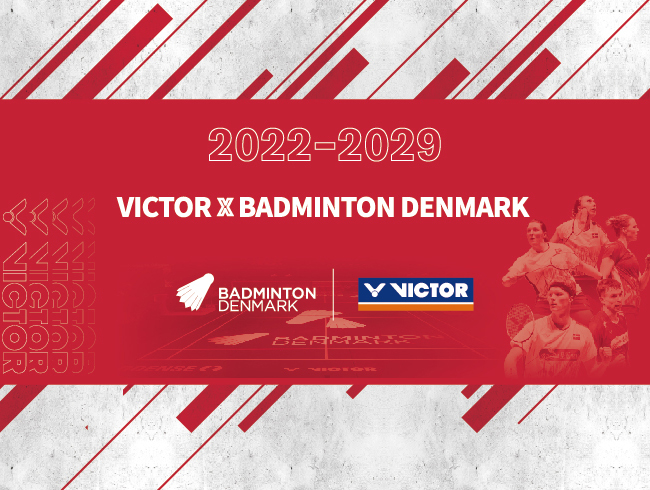 VICTOR Extends the Contract with Badminton Denmark to 2029