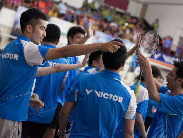 BADMINTON RULES (7):SCORING SYSTEM