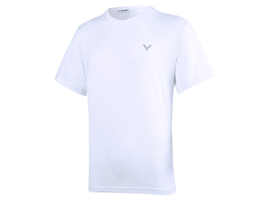 Crown Collection Unisex Graphic Tee (White) T-2012 A